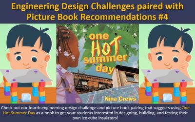 Engineering Challenge #4:  Ice Cube Insulator