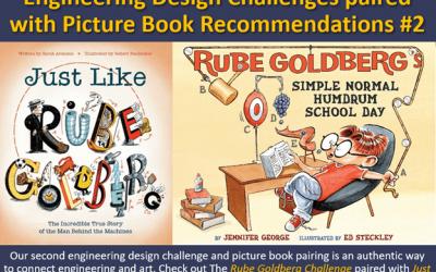 Engineering Challenge #2:  Rube Goldberg Machines