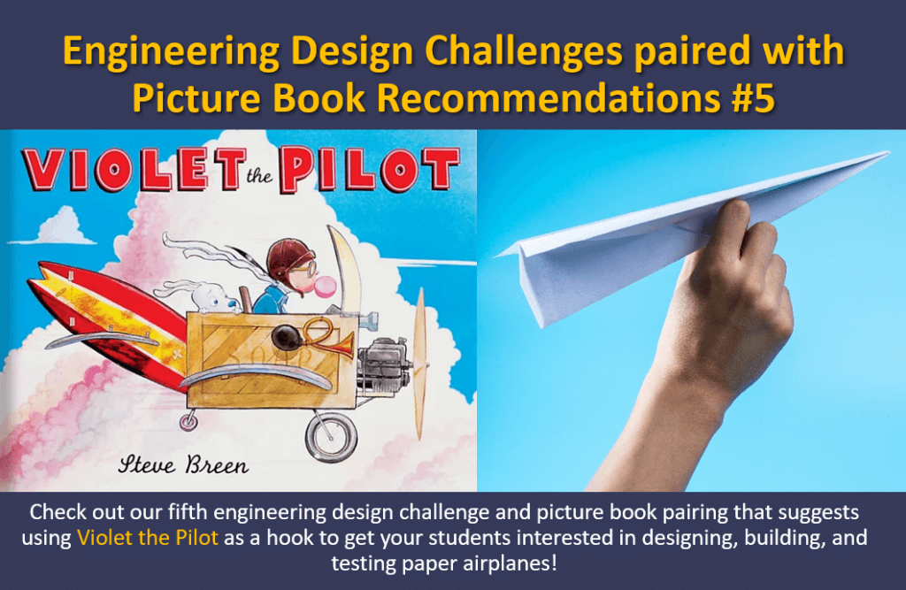Engineering Challenge #5:  Paper Airplane Challenge