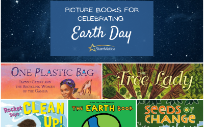 Picture Books for Celebrating Earth Day
