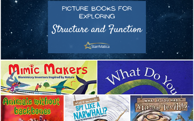 Picture Books for Exploring Structure and Function in Life Science